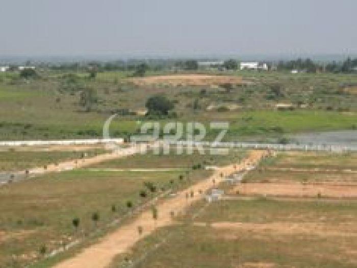 4 Marla Plot for Sale in Faisalabad Block B