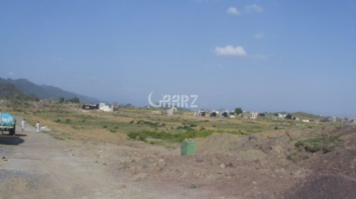 4 Marla Plot for Sale in Islamabad D-18 Engineering Co-operative Housing Scheme