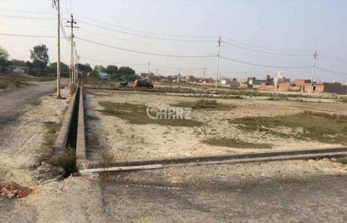 4 Marla Residential Land for Sale in Lahore DHA Phase-5 Block D