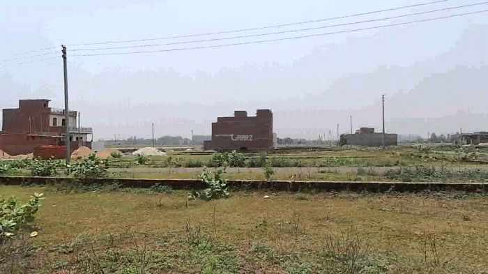 40 Kanal Agricultural Land for Sale in Sahiwal Chicha Watni