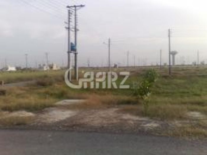 4.3 Kanal Commercial Land for Sale in Lahore Multan Road