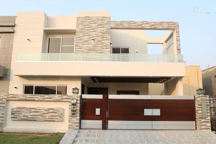 7 Marla House for Sale in Rawalpindi Gulraiz Housing Scheme