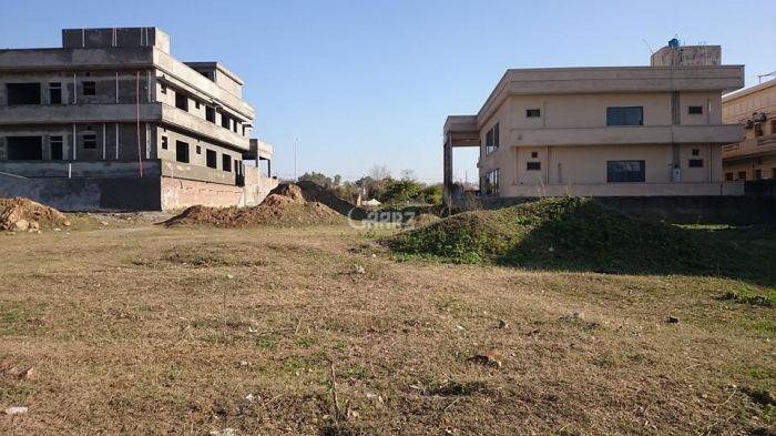 7 Marla Residential Land for Sale in Rawalpindi Gulraiz Housing Scheme