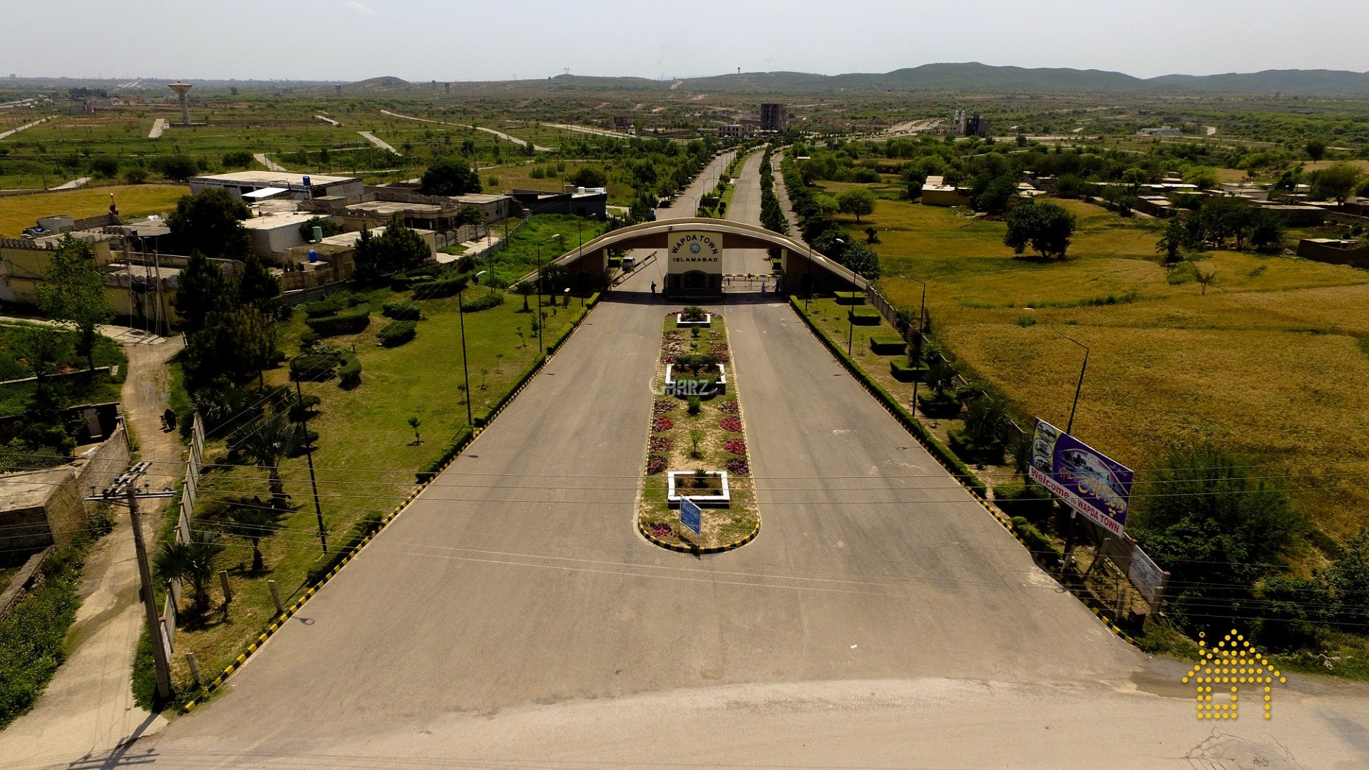 1 Kanal Plot for Sale in Islamabad A