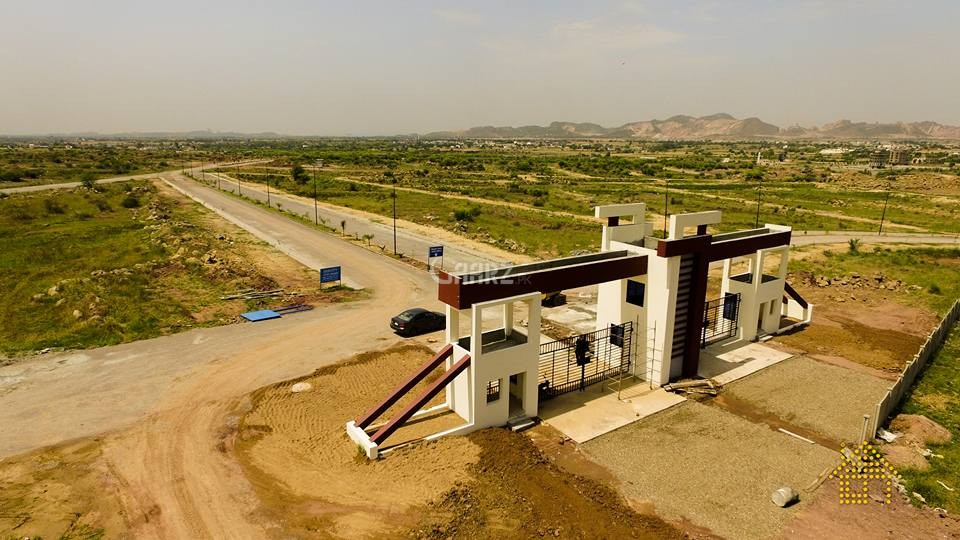 10 Marla Plot for Sale in Islamabad Wapda Town Block B