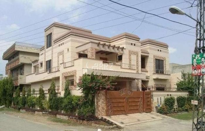 12 Marla House for Sale in Lahore DHA Phase-4 Block Gg