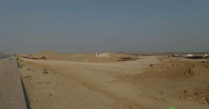 125 Marla Residential Land for Sale in Karachi Bahria Town Precinct-27