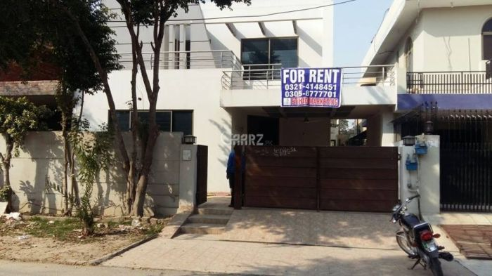 1.3 Kanal House for Sale in Lahore DHA Phase-5 Block J