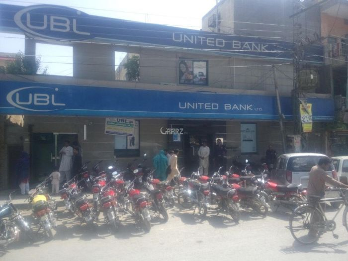13 Marla Commercial Building for Sale in Chakwal Talagang Road