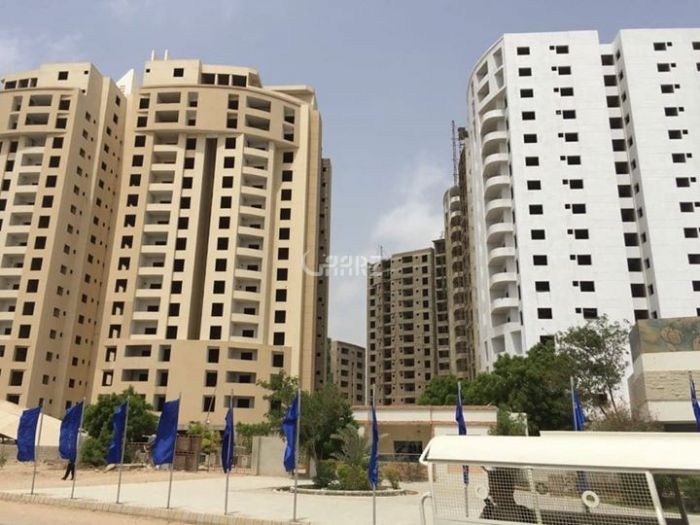 1300 Square Feet Apartment for Sale in Karachi Safoora Chowrangi