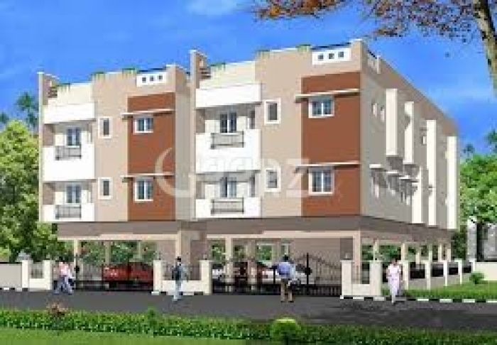 17 Marla Apartment for Sale in Karachi Phase-8