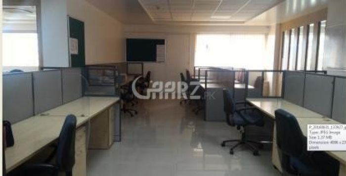 19 Marla Commercial Office for Rent in Karachi Clifton Block-9