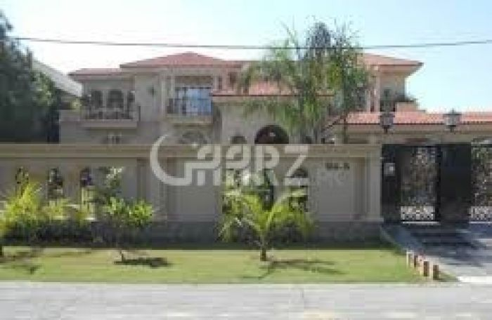 2 Kanal House for Sale in Lahore Garden Town Aurangzaib Block