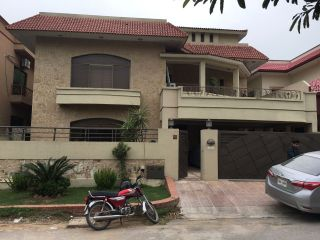 2 Kanal House for Sale in Lahore Valencia Block D