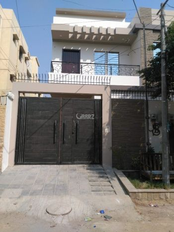 200 Square Yard House for Sale in Karachi Gulshan-e-iqbal Town,
