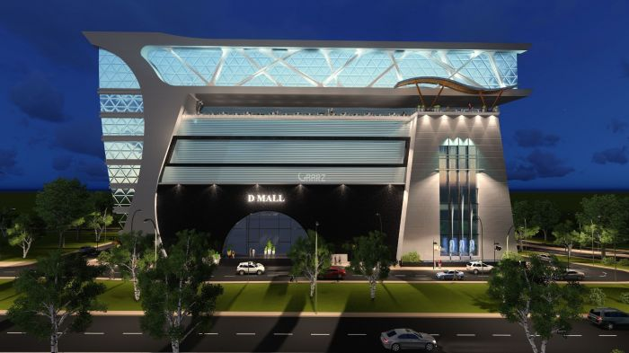 216 Square Feet Commercial Shop for Sale in Islamabad Phase-2, D-mall