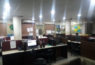 2 Marla Commercial Office for Sale in Karachi DHA Phase-8