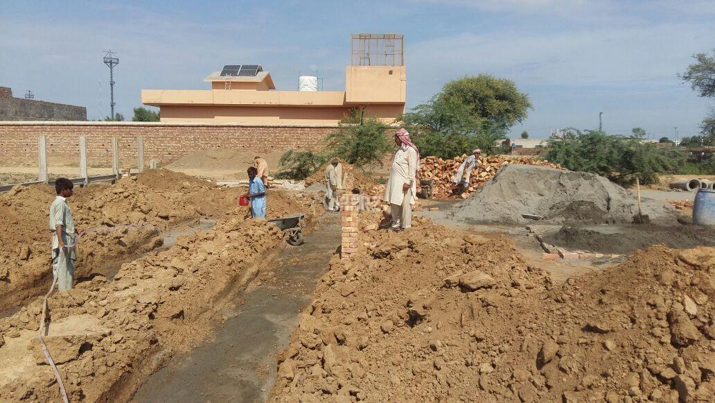 3 Marla Plot for Sale in Lahore Rainwind Road , Lahore