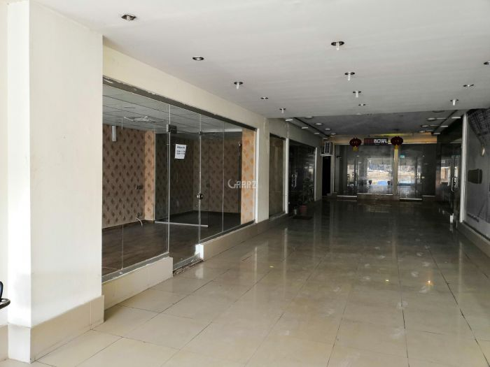 320 Square Feet Commercial Shop for Sale in Islamabad Defence Residency