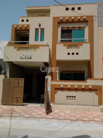 4 Marla House for Sale in Karachi Federal B Area Block-19