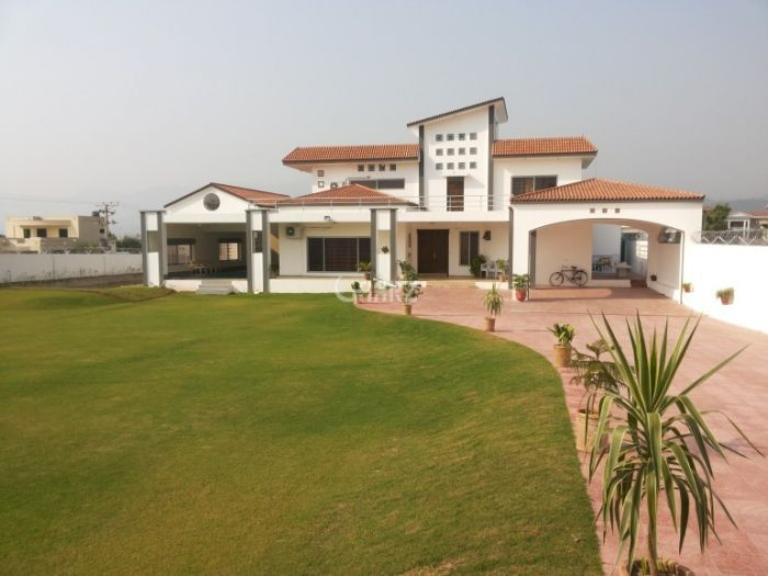 4 Kanal House for Rent in Lahore Block B