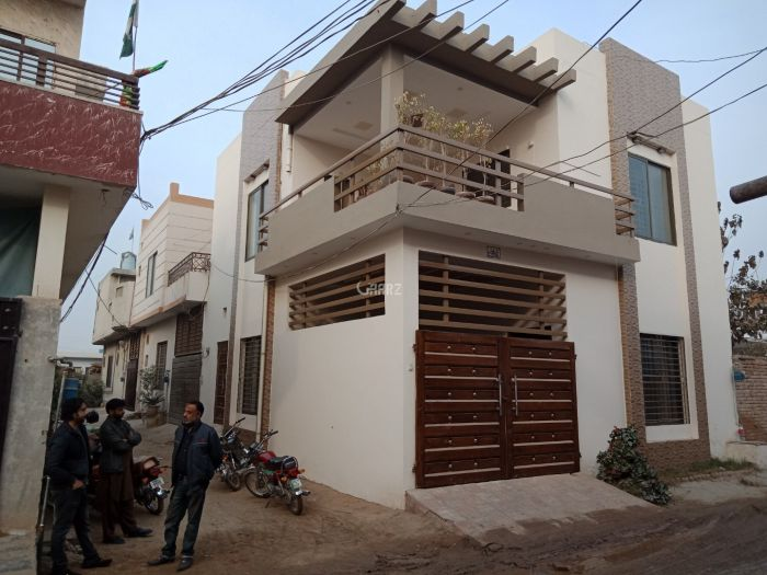 4 Marla House for Sale in Multan Kazmi Chowk