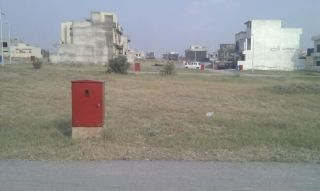 4 Marla Residential Land for Sale in Lahore Phase-8 Cca-2