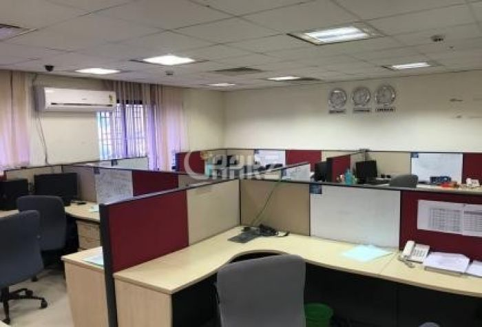 4 Marla Commercial Office for Rent in Karachi DHA Phase-8