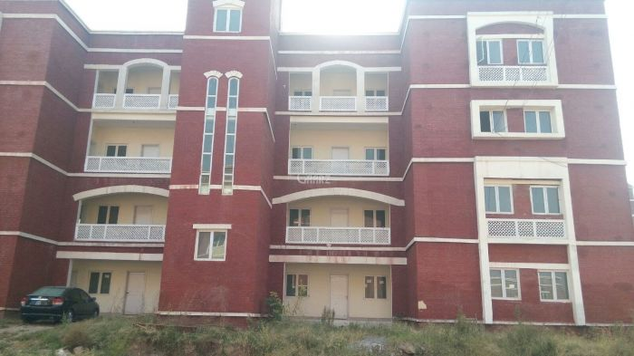 5 Marla Apartment for Sale in Karachi Clifton Block-3