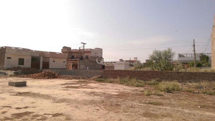 5 Marla Residential Land for Sale in Lahore Al-kabir Town