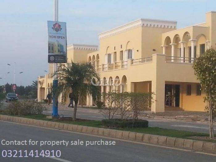 5 Marla Residential Land for Sale in Lahore Bahria Orchard Block G