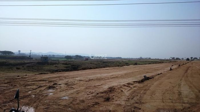 5 Marla Residential Land for Sale in Lahore Khayaban-e-amin Block A