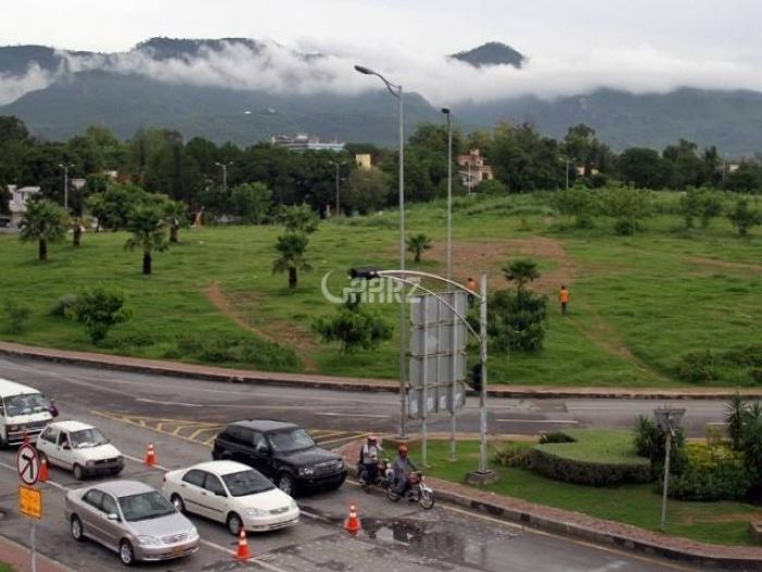 5 Marla Residential Land for Sale in Islamabad Main Zafeer Abbasi Road
