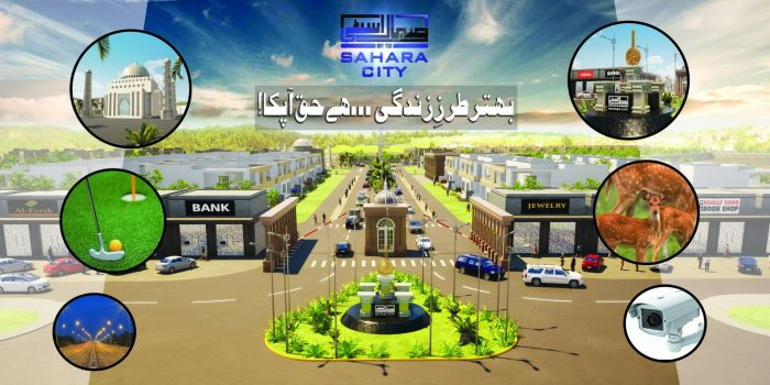 5 Marla Plot for Sale in Pakpattan Sahiwal Road