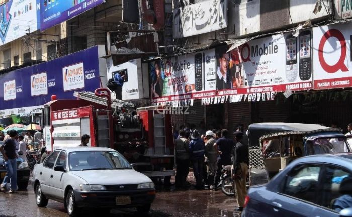 550 Square Feet Commercial Shop for Sale in Lahore DHA Phase-6, Block H