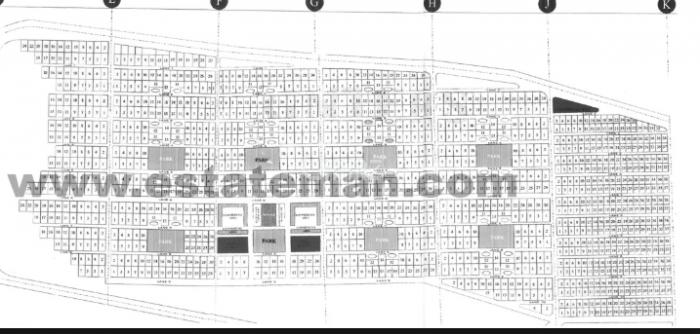 600 Square Feet Residential Land for Sale in Gwadar Sangar Housing Scheme, Phase-2