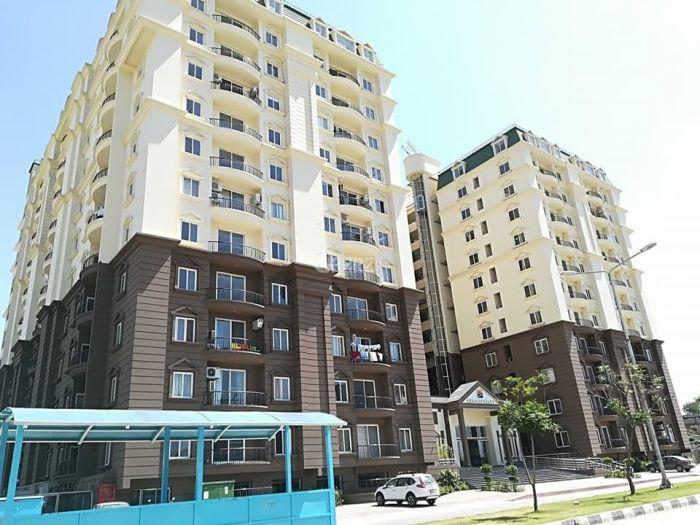 9 Kanal Apartment for Rent in Karachi Creek Vista, DHA Phase-8,