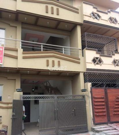 10 Marla House for Sale in Karachi Shadman Town Sector-14/b, Shadman,