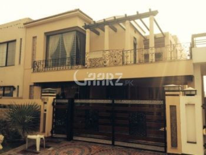 1 Kanal House for Sale in Lahore DHA Phase-6 Block L