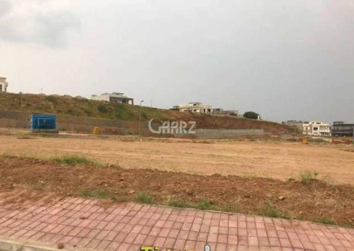 1 Kanal Residential Land for Sale in Karachi Bahria Town Precinct-33