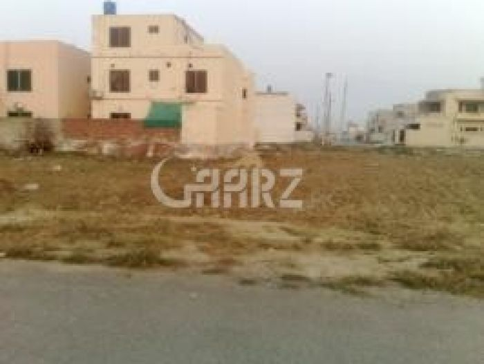 1 Kanal Residential Land for Sale in Lahore DHA Phase-6, Block G