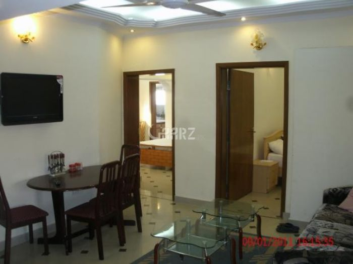 1 Kanal Upper Portion for Rent in Karachi Nishat Commercial Area, DHA Phase-6,