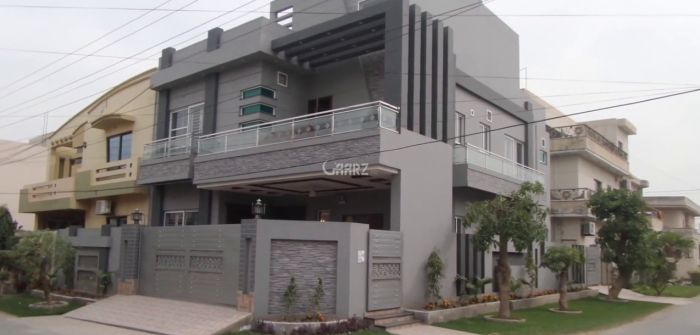 10 Marla House for Sale in Lahore Asif Block