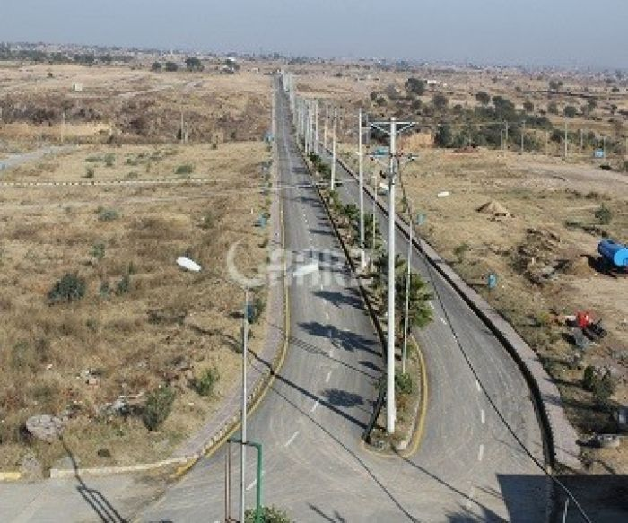 10 Marla Residential Land for Sale in Karachi Bahria Town Precinct-16