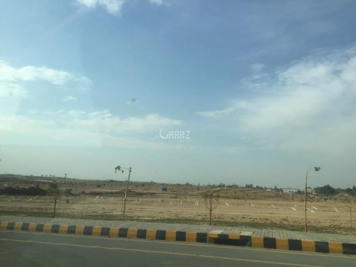 10 Marla Residential Land for Sale in Lahore Overseas A