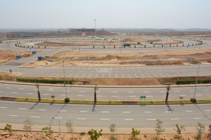 10 Marla Residential Land for Sale in Karachi Precinct-8 Bahria Town