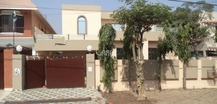 12 Marla House for Sale in Islamabad Sector B-1
