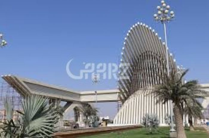 125 Square Yard Residential Land for Sale in Karachi Ali Block, Bahria Town Precinct-12