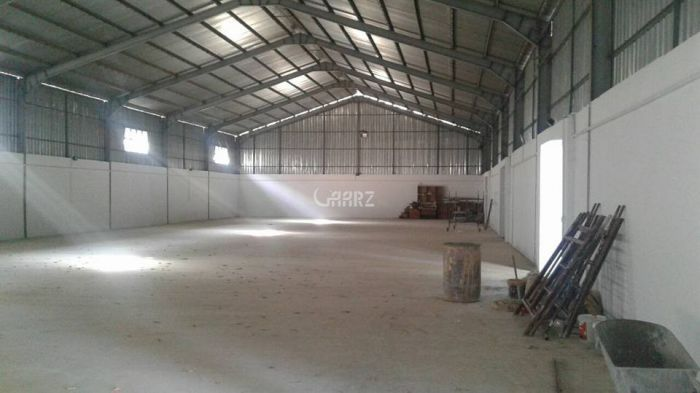 16000 Square Feet Commercial Ware House for Rent in Islamabad I-9