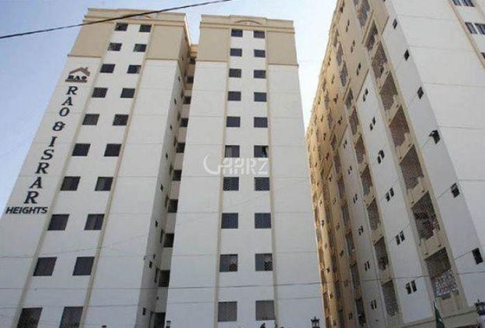 1800 Square Feet Apartment for Sale in Karachi Clifton Block-3